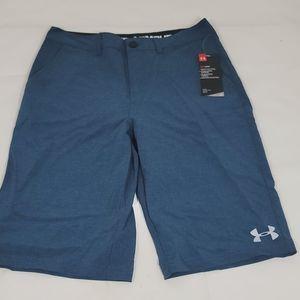 Under Armour Heat Gear Golf Shorts Size 28